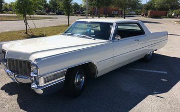 1965 Cadillac De Ville Coupe for sale 100970110
