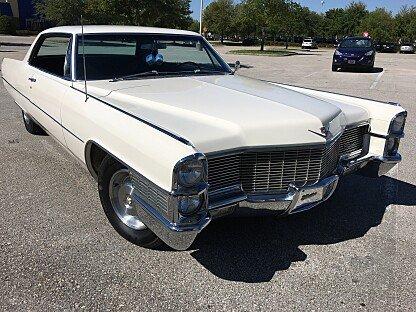 1965 Cadillac De Ville Clics for Sale - Clics on Autotrader