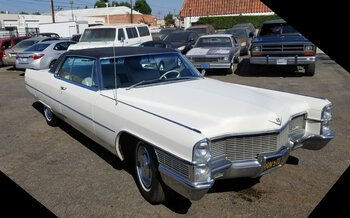 1965 Cadillac De Ville Coupe for sale 100992014