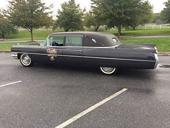 1965 Cadillac Fleetwood for sale 100828305