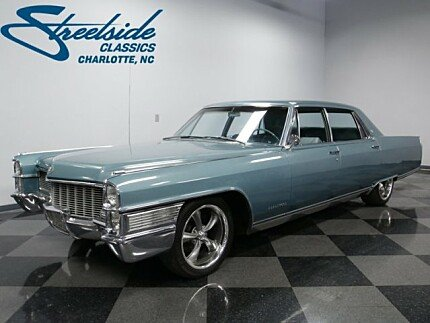 1965 Cadillac Fleetwood for sale 100946492