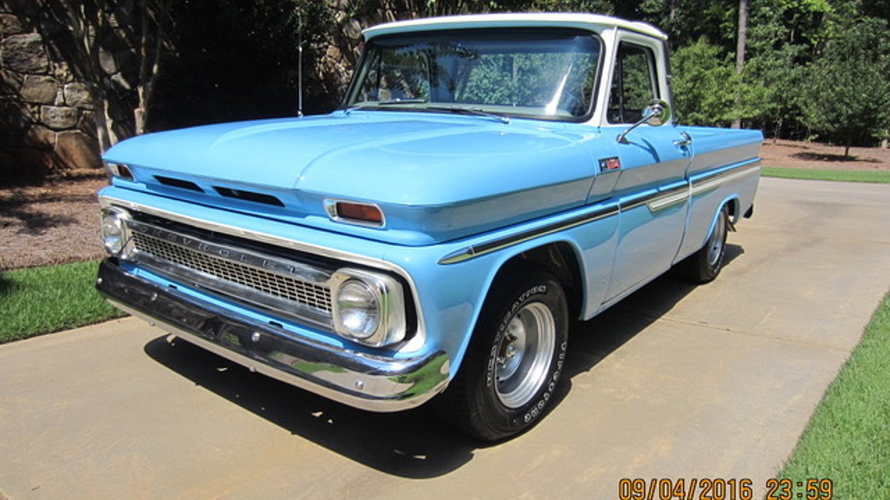 1965 chevrolet c k truck for sale near atlanta georgia 30318 classics on autotrader. Black Bedroom Furniture Sets. Home Design Ideas