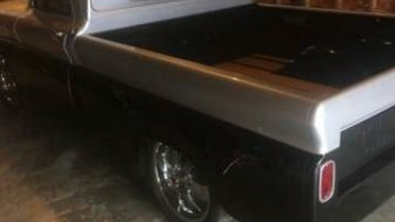 1965 Chevrolet C/K Truck for sale 100838445