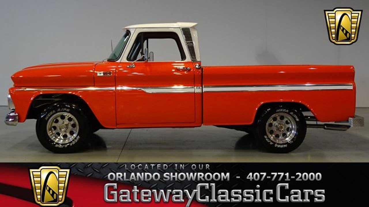 1965 Chevrolet C/K Truck for sale 100948947