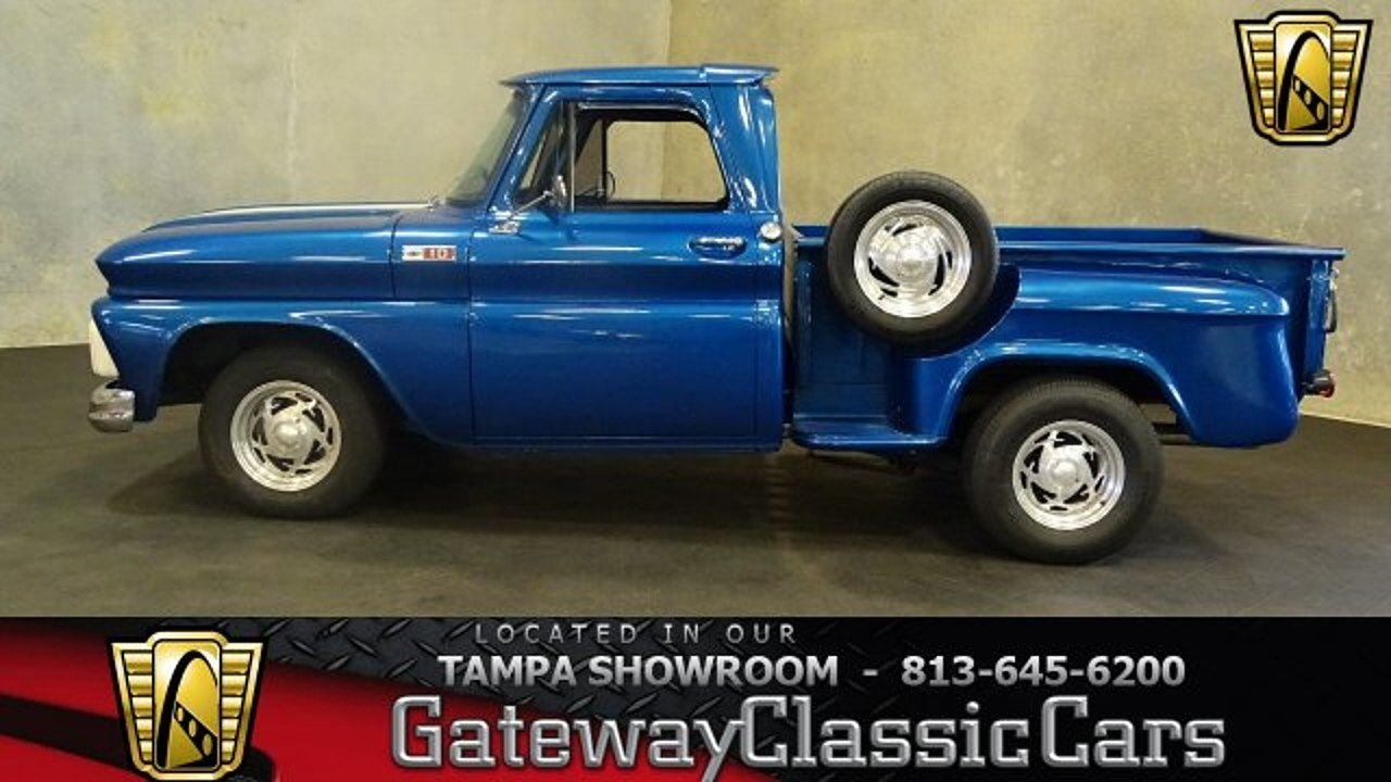 1965 Chevrolet C/K Truck for sale 100949071