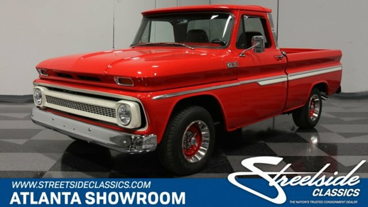 1965 Chevrolet C/K Truck for sale near Lithia Springs, Georgia 30122 ...