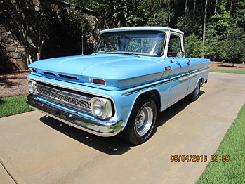 1965 Chevrolet C/K Trucks for sale 100831682