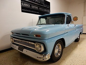 1965 Chevrolet C/K Trucks for sale 100834500