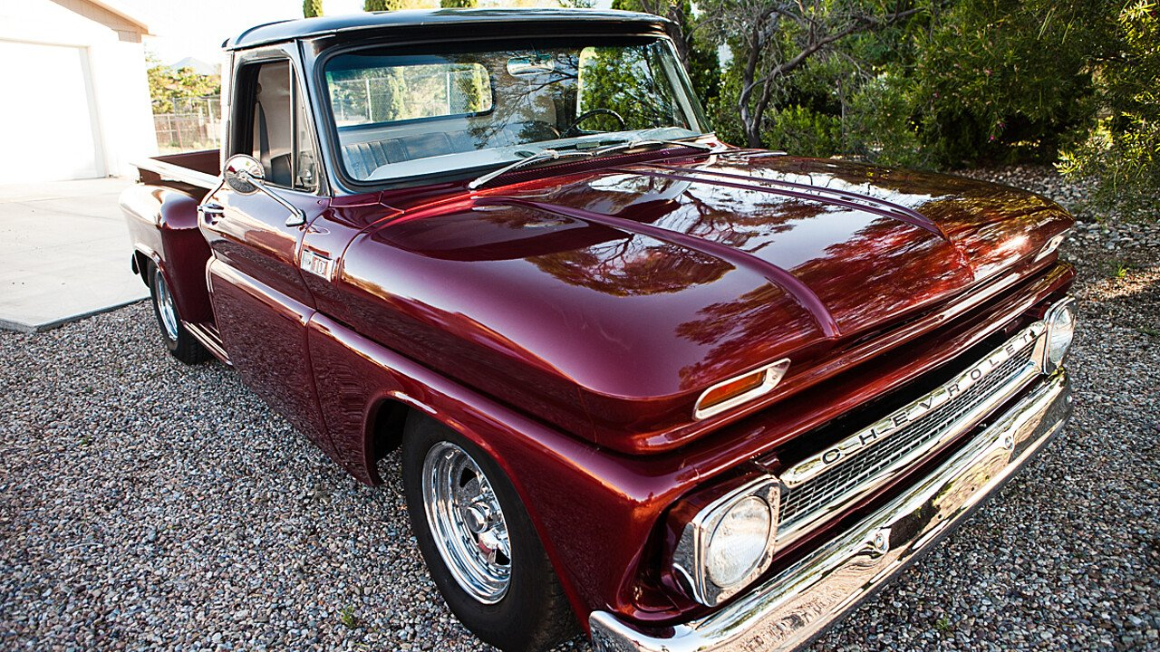 Truck 1965 chevrolet truck : 1965 Chevrolet C/K Trucks Custom Deluxe for sale near Hereford ...