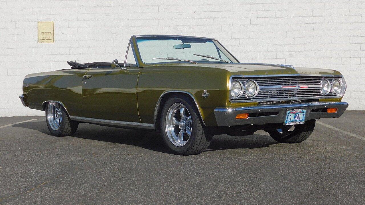 1965 Chevrolet Chevelle for sale near Carson, California 90745 ...
