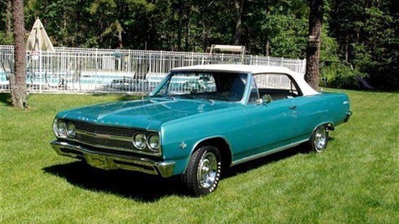 1965 Chevrolet Chevelle for sale near Riverhead, New York 11901 ...