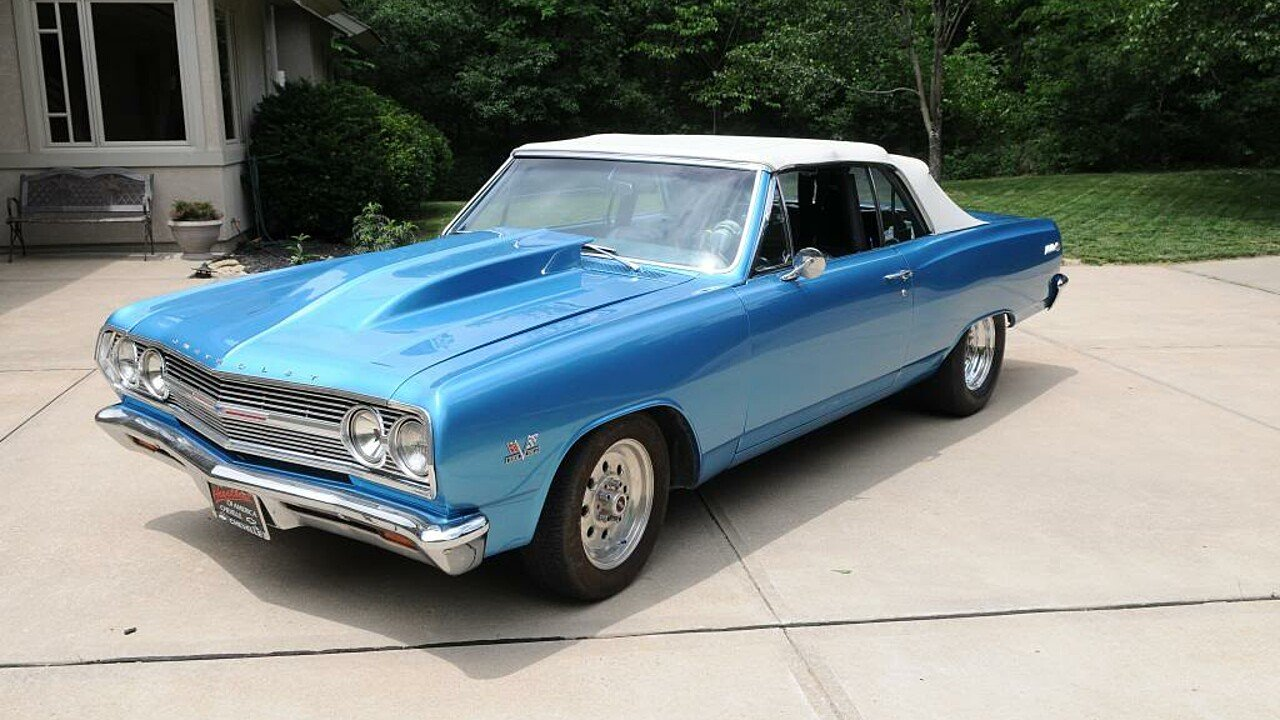 1965 Chevrolet Chevelle for sale 100885322