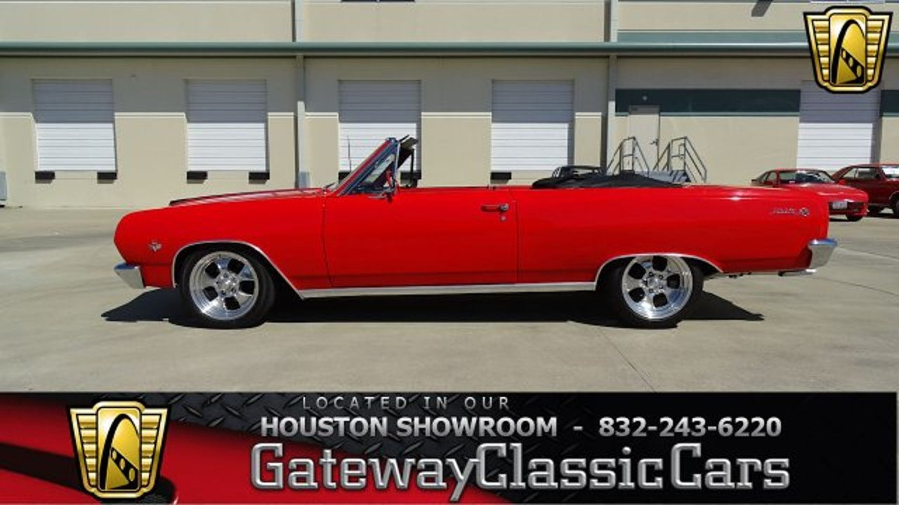 1965 Chevrolet Chevelle for sale 100948729
