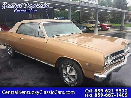 1965 Chevrolet Chevelle for sale 100986913