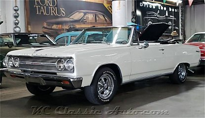1965 Chevrolet Chevelle for sale 101014305