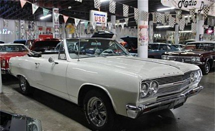 1965 Chevrolet Chevelle for sale 101016832