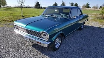 1965 Chevrolet Chevy II for sale 100827901