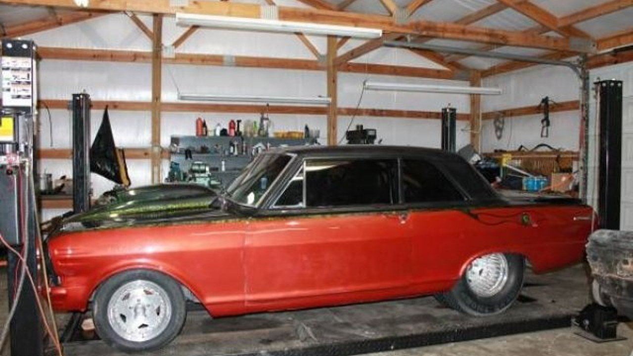 1965 Chevrolet Chevy II for sale 100841321