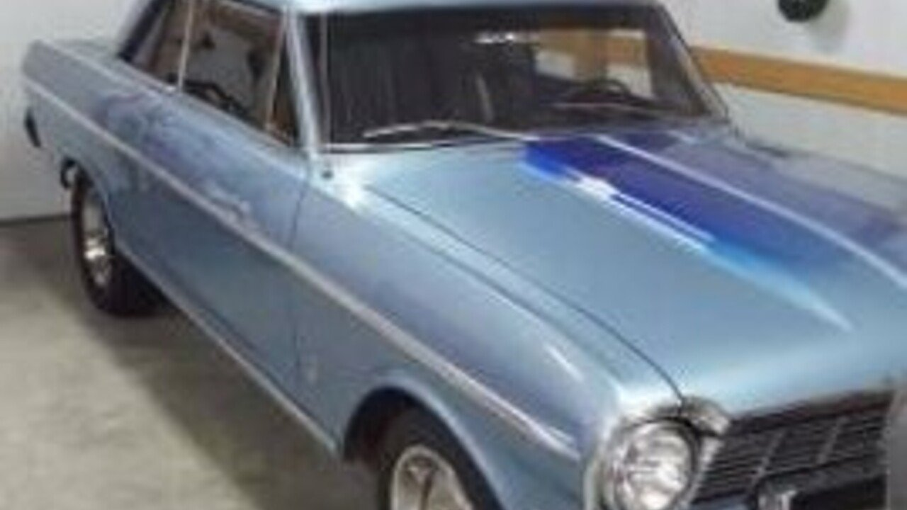 1965 Chevrolet Chevy II for sale 100914325