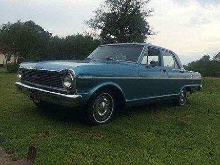 1965 Chevrolet Chevy II for sale 100827724