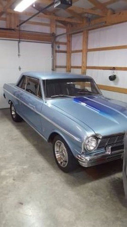 1965 Chevrolet Chevy II for sale 100925060