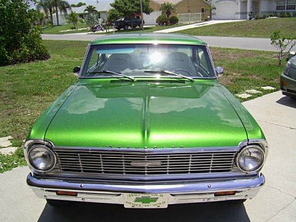 1965 Chevrolet Chevy II for sale 100990601