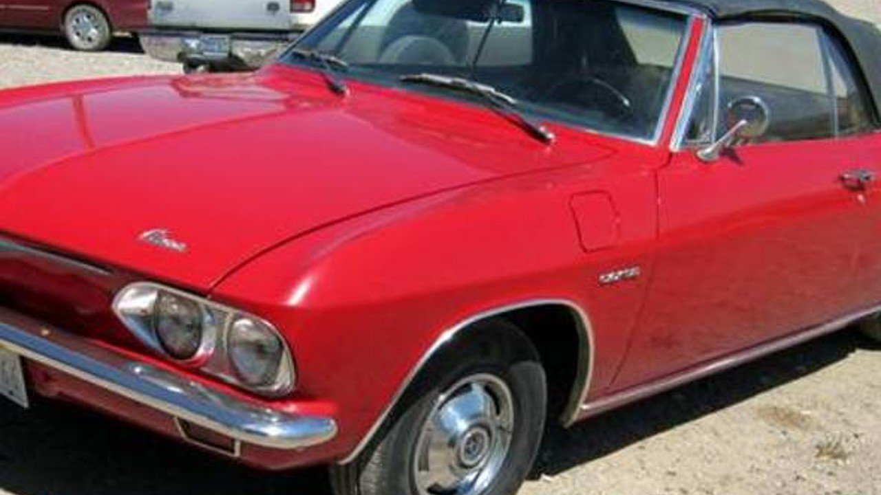 1965 Chevrolet Corvair for sale 100795034