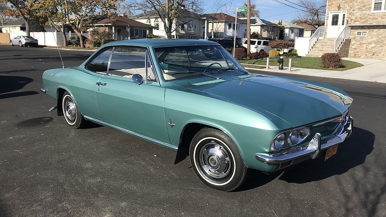 1965 Chevrolet Corvair for sale near Staten Island, New York 10312 ...