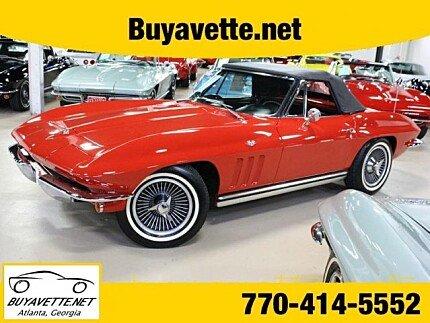 1965 Chevrolet Corvette for sale 100821522