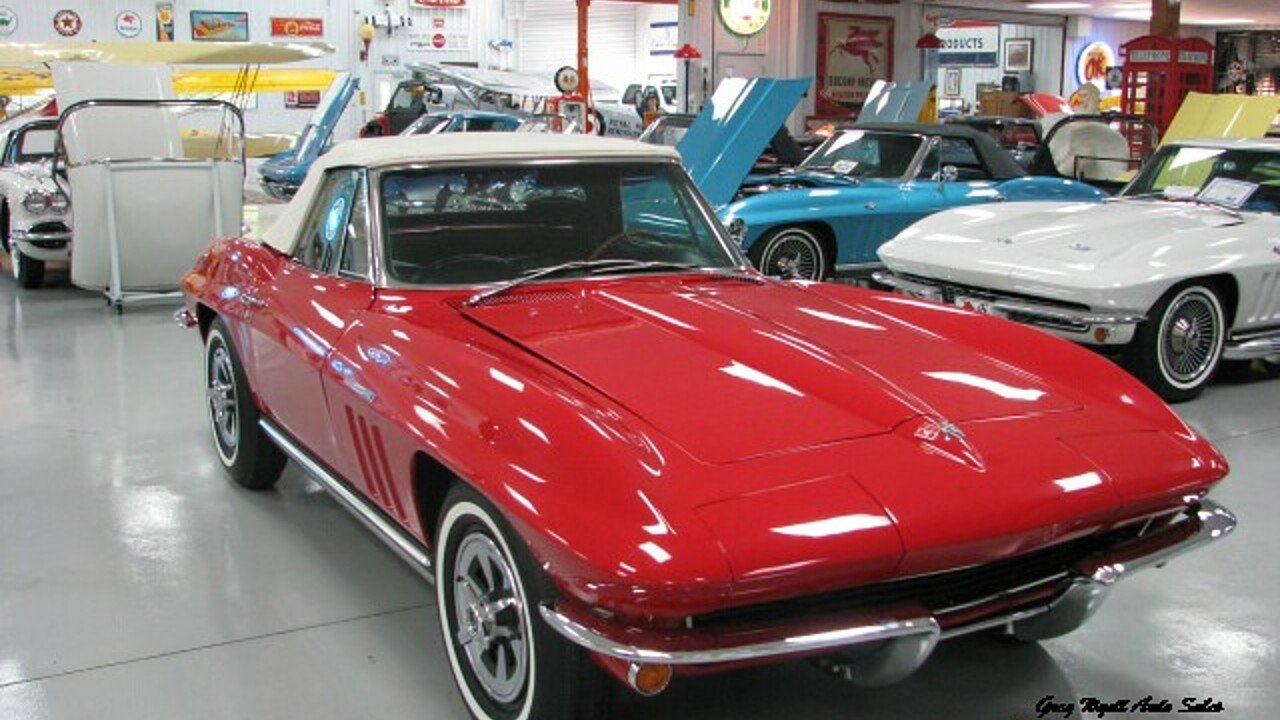 1965 Chevrolet Corvette for sale 100820886
