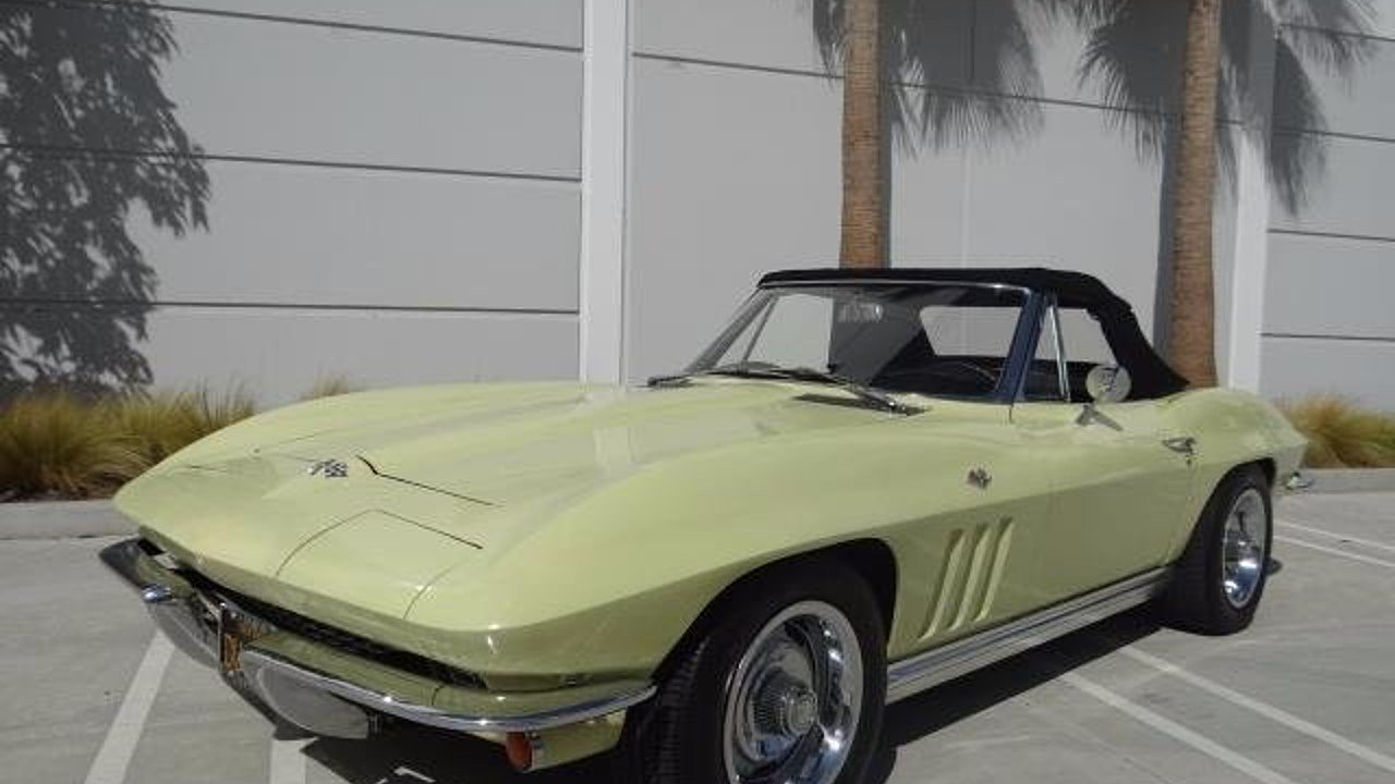1965 Chevrolet Corvette for sale 100929244