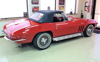 1965 Chevrolet Corvette Convertible for sale 100989684