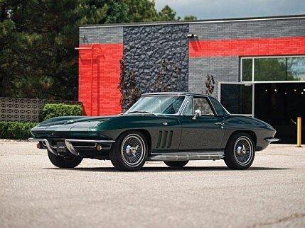 1965 Chevrolet Corvette for sale 101007319