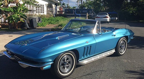 1965 Chevrolet Corvette Convertible for sale 101010329