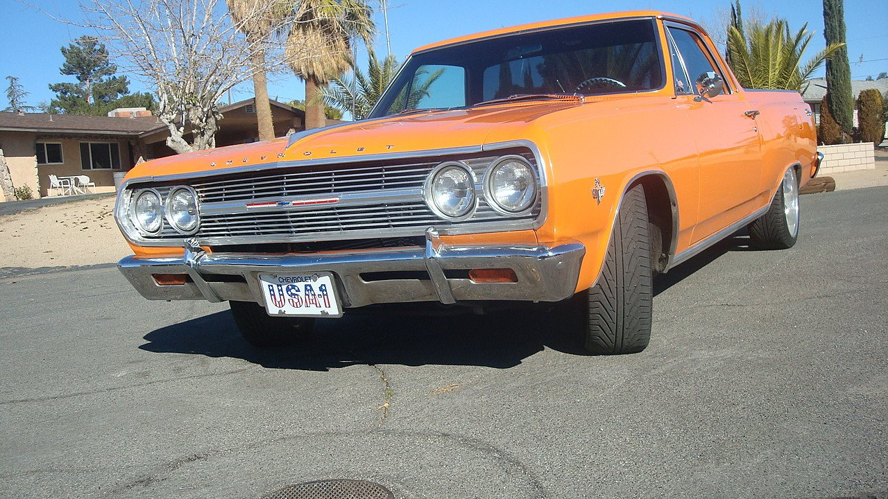 1965 Chevrolet El Camino for sale 100884244