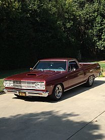 1965 Chevrolet El Camino V8 for sale 100987041