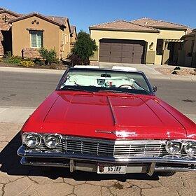 1965 Chevrolet Impala for sale 100740518