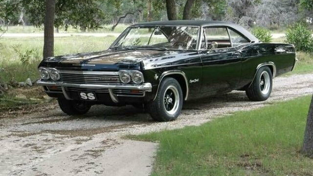 1965 Chevrolet Impala for sale 100883641