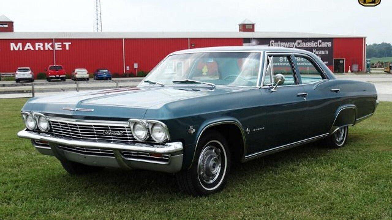 1965 Chevrolet Impala for sale near O Fallon, Illinois 62269 ...