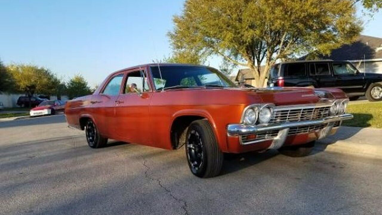 1965 Chevrolet Impala for sale 100928644