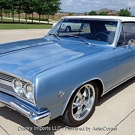1965 Chevrolet Malibu for sale 100762085