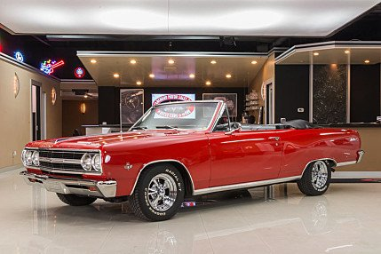1965 Chevrolet Malibu for sale 100835707