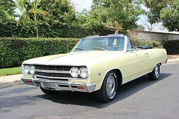 1965 Chevrolet Malibu for sale 100839726