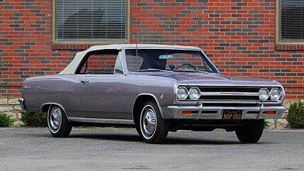 1965 Chevrolet Malibu for sale 100846870