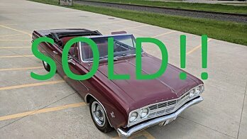 1965 Chevrolet Malibu for sale 100993600
