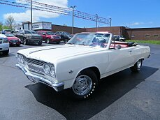 1965 Chevrolet Malibu Coupe for sale 100882701