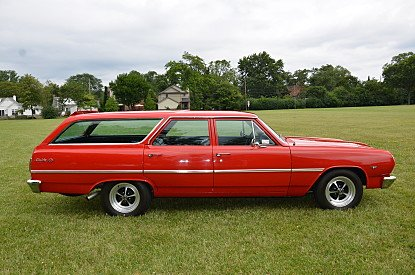 1965 Chevrolet Malibu for sale 100887981