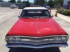 1965 Chevrolet Malibu for sale 100892493
