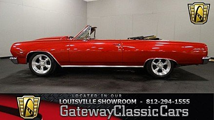 1965 Chevrolet Malibu for sale 100965126