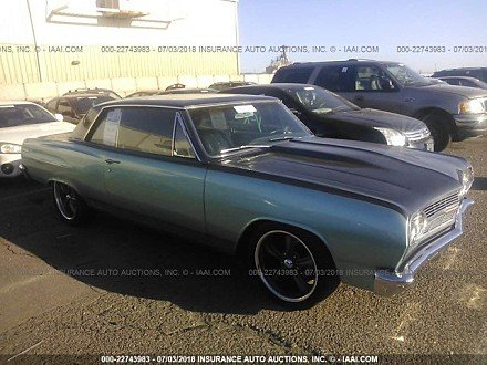 1965 Chevrolet Malibu for sale 101015305